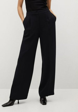 OHIO - Pantalon classique - zwart