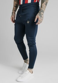 SIKSILK - Pantalon de survêtement - navy