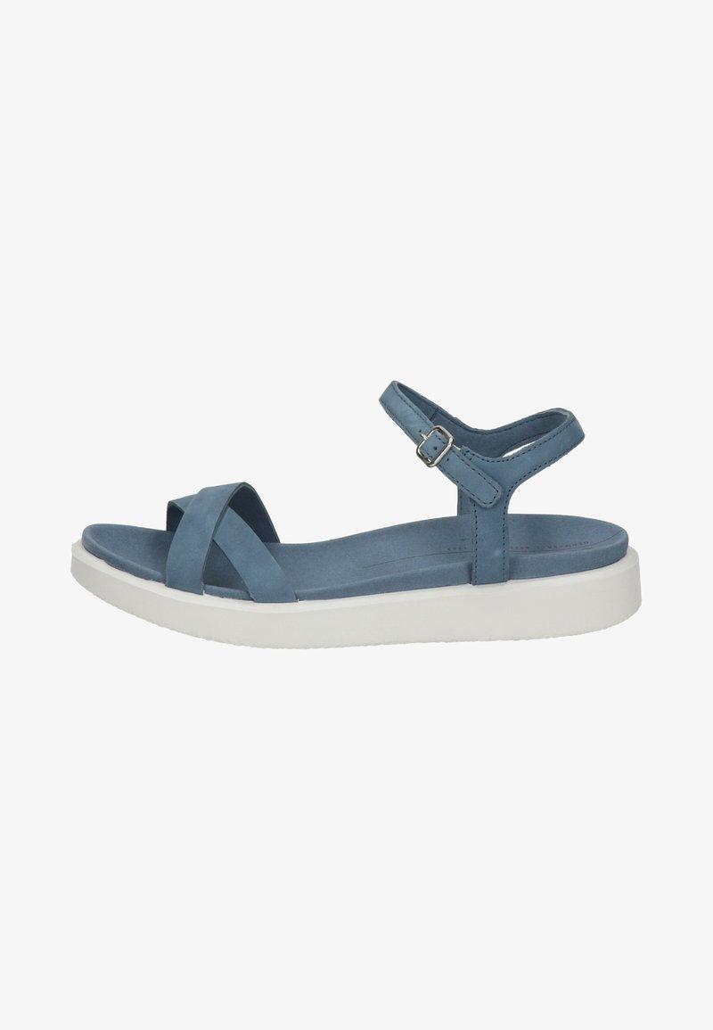 ECCO - Sandalen - blauw