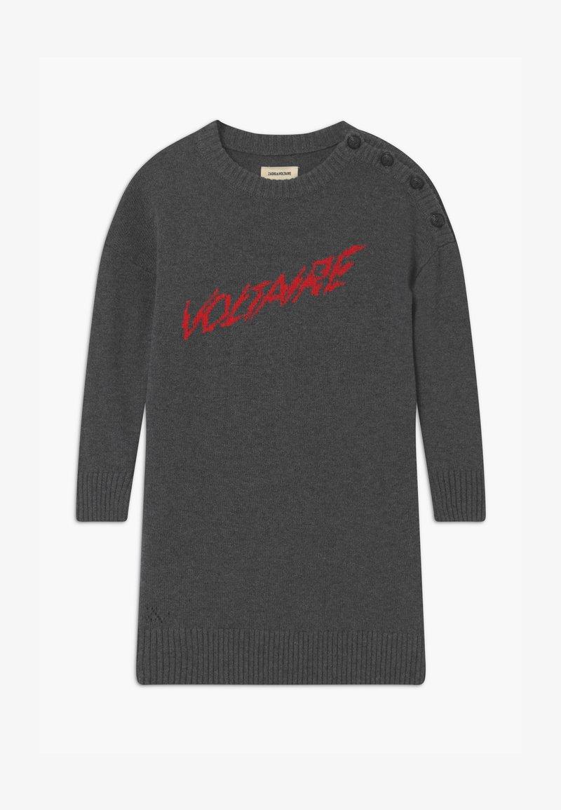 Zadig & Voltaire - Jumper dress - anthracite