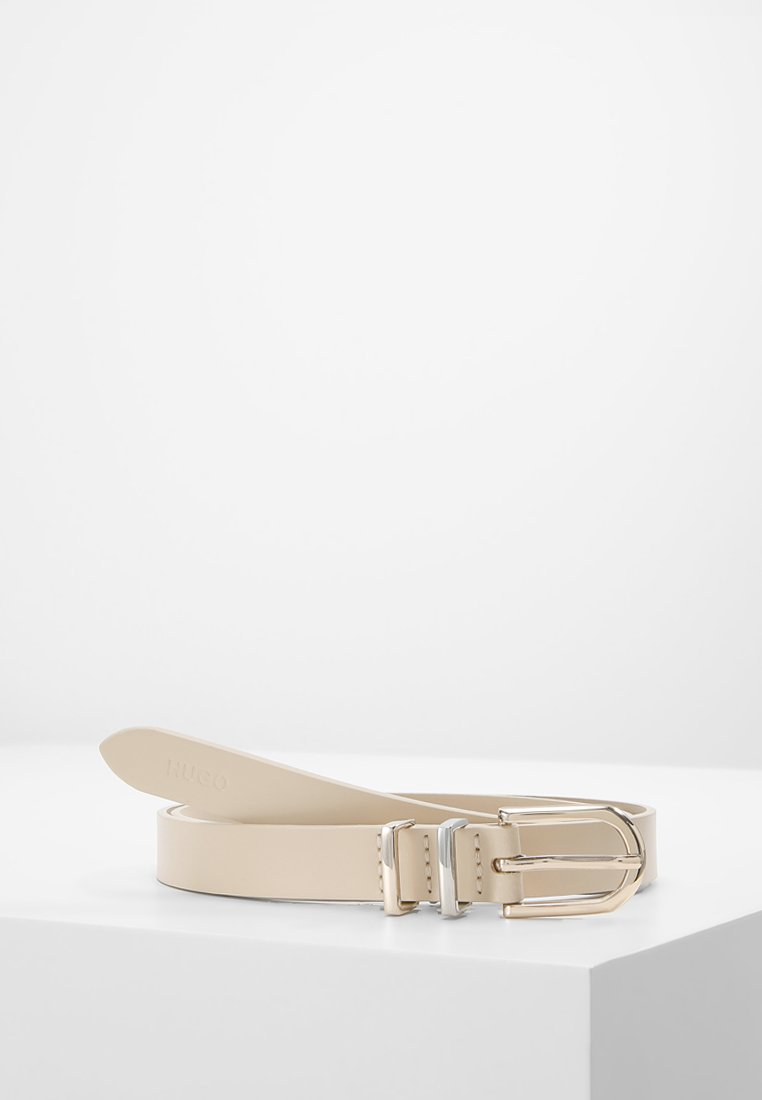 HUGO - ZOE BELT - Belt - light beige