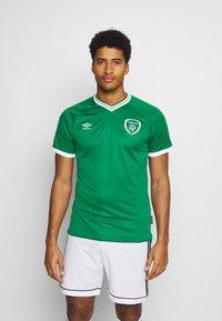 Umbro - IRELAND HOME - Club wear - green - 0