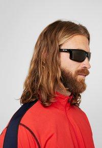 Oakley - GIBSTON - Sunglasses - black - 3