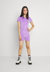 NEW girl ORDER - HELLO ROMPER - Jumpsuit - lilac - 1