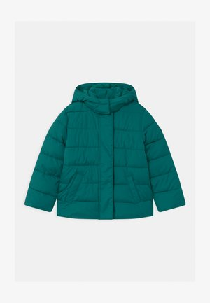 GIRL - Zimní bunda - peacock