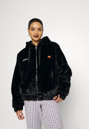 GIOVANNA - Winter jacket - black