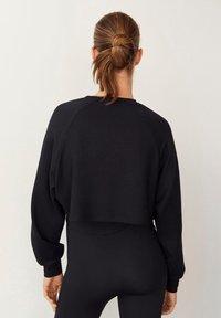 Mango - HYGGE - Sweatshirt - schwarz - 1