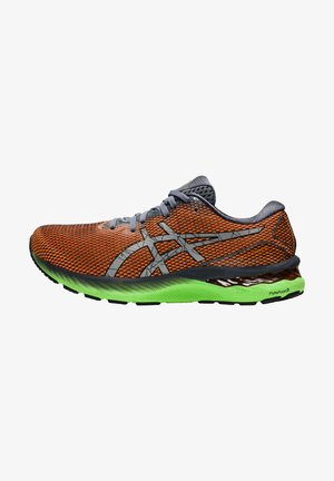 GEL-NIMBUS 23 LITE-SHOW - Neutral running shoes - carrier grey/pure silver