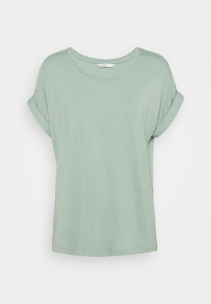 ONLMOSTER O NECK - Basic T-shirt - jadeite