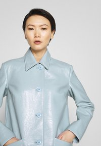 2nd Day - EDITION VERGE - Klassisk frakke - cashmere blue - 4