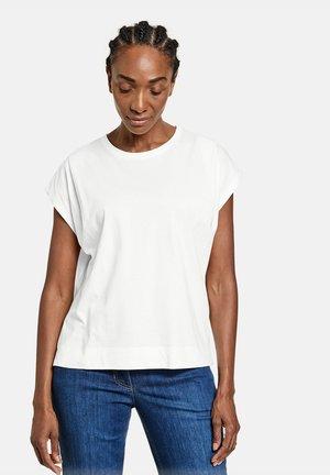 LOCKERES - Basic T-shirt - off white