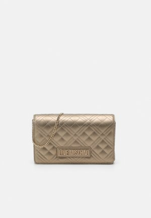 EVENING BAG - Across body bag - gold