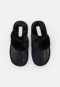 Head over Heels by Dune - FLICKER - Slippers - black - 5