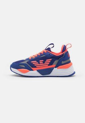 UNISEX - Tenisky - blue/multi-coloured/orange