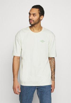 T-shirts med print - aloe wash