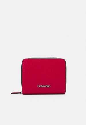 SIDED ZIPAROUND FLAP - Wallet - red