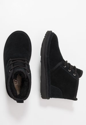NEUMEL - Bottines à lacets - black