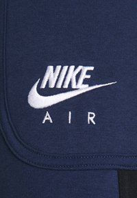 Nike Sportswear - AIR - Verryttelyhousut - midnight navy/black/white - 2