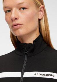 J.LINDEBERG - JANICE  - Training jacket - black - 4