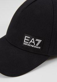 EA7 Emporio Armani - Gorra - black - 2