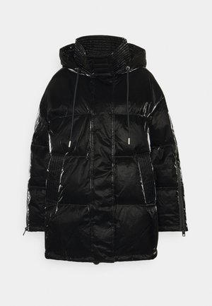 W-DERK JACKET - Down coat - black