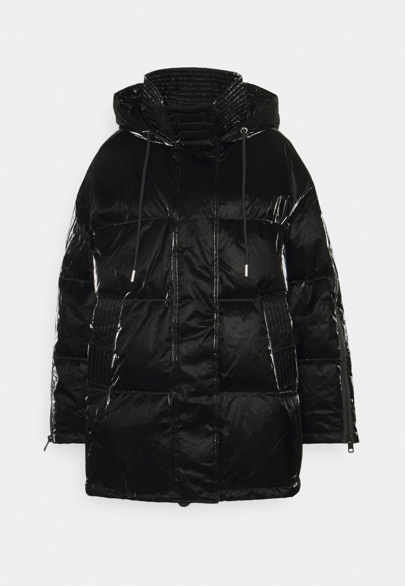 Diesel - W-DERK JACKET - Down coat - black