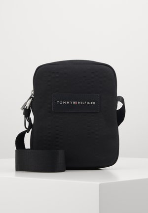 UPTOWN MINI REPORTER - Across body bag - black