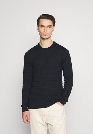 LEON - Jumper - dark navy