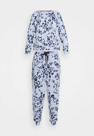 LEOPARD - Pyjamas - chambray