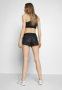 Lotto - VABENE SHORT - Sports shorts - all black - 2