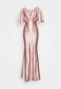 WAL G. - KELSEY  MAXI DRESS - Galajurk - champagne gold - 0