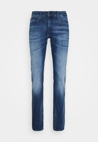 Tommy Jeans - SCANTON SLIM - Slim fit -farkut - blue denim - 4