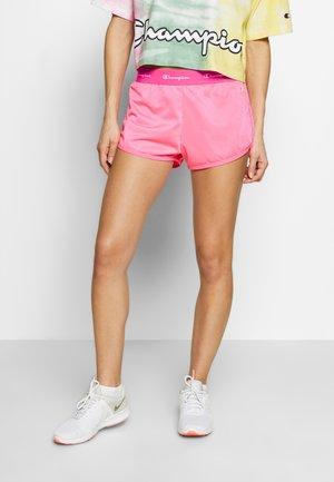 SHORTS - Korte broeken - neon pink