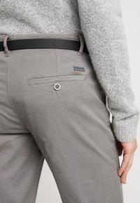 Lindbergh - Chino kalhoty - silver - 5
