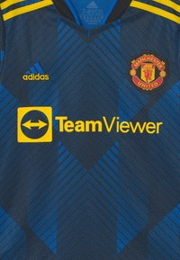 adidas Performance - MANCHESTER UNITED AEROREADY UNISEX - Club wear - glory blue - 2