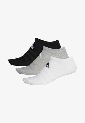 3 PAIRS - Trainer socks - grey