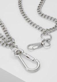 Hikari - MULTIROW TROUSER CLIP - Nyckelringar - silver-coloured - 2