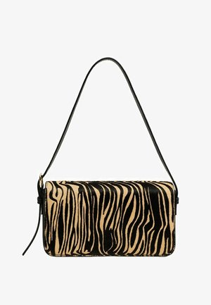 ZEBRA - Handbag - schwarz