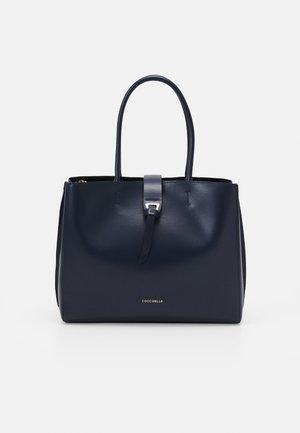 ALBA TEXTURED - Handbag - ink