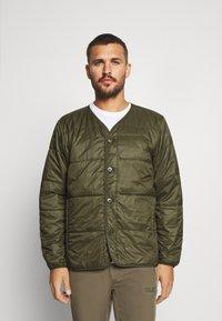 Norrøna - GORE-TEX OUTDOOR COAT - Winter jacket - khaki - 4