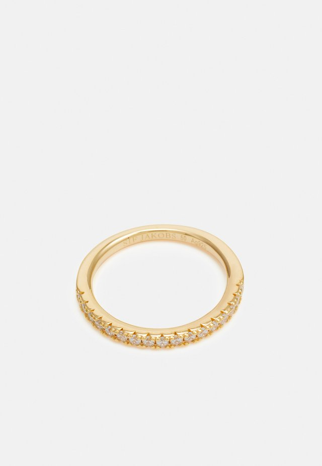 ELLERA - Ringe - gold-coloured