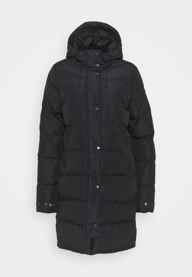 GADWELL WOMEN JACKET - Snowboardjas - black