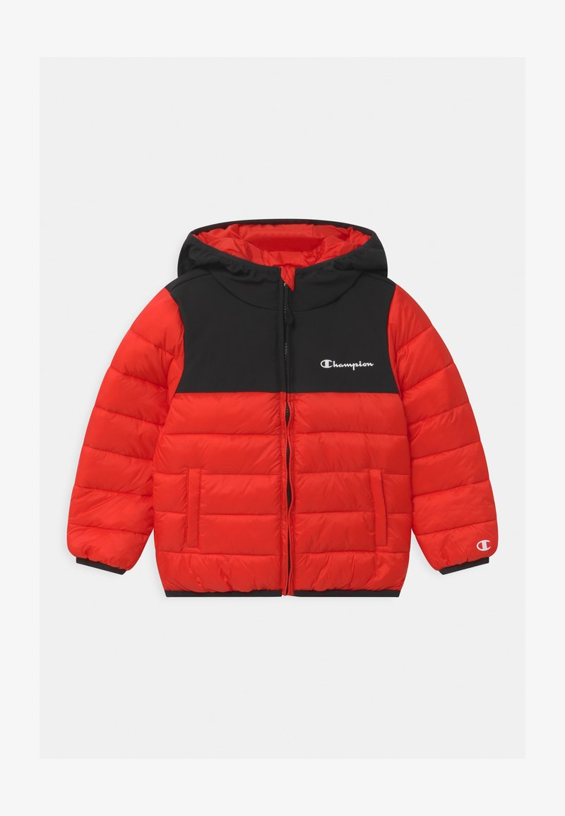 Champion - LEGACY HOODED UNISEX - Winterjacke - red