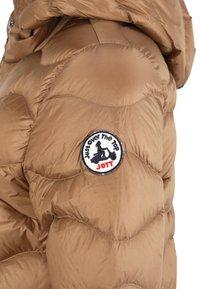 JOTT - CORY - Gewatteerde jas - camel - 4