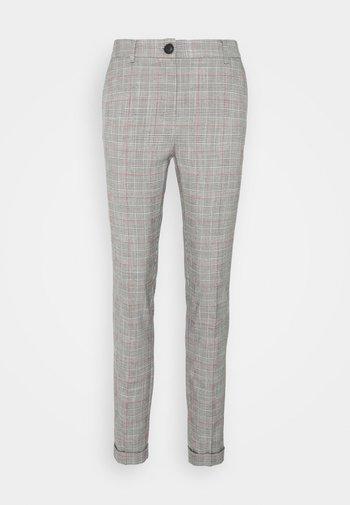 BASTIEN - Trousers - grey