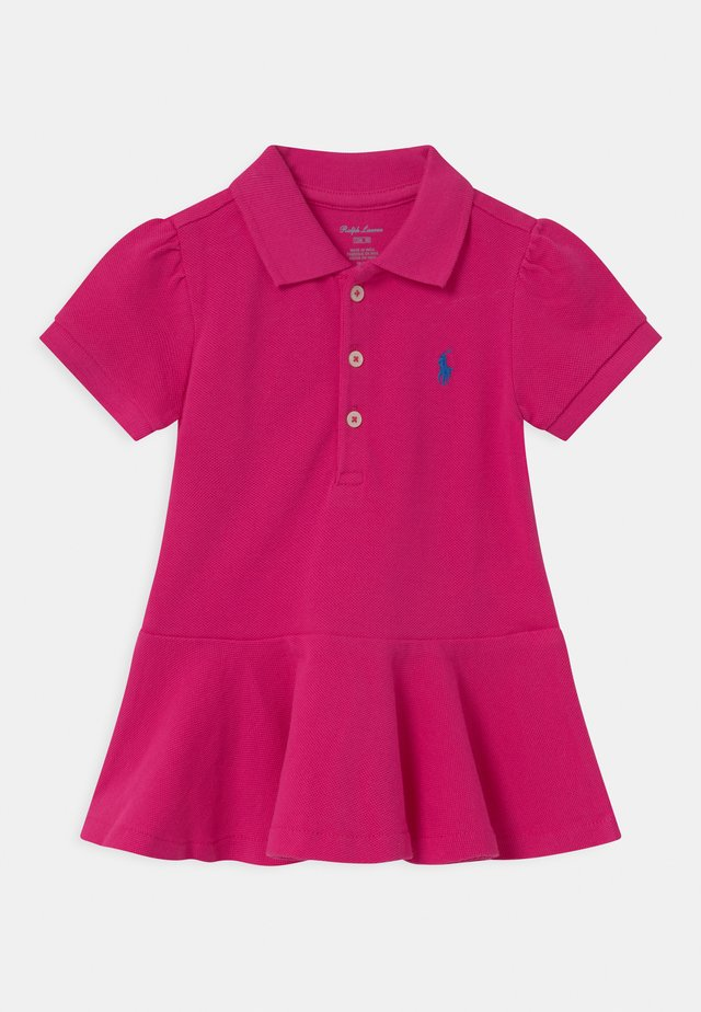 Polo - accent pink