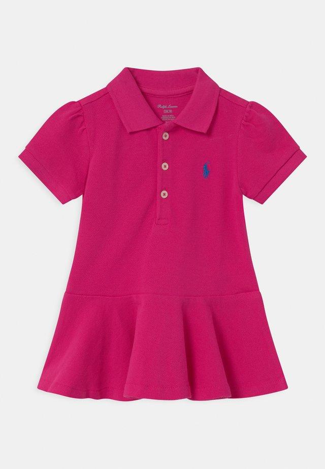 Poloshirt - accent pink