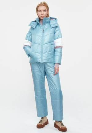 Trousers - light turquois