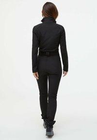 OYSHO - Snow pants - black - 1