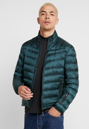 Light jacket - forest green